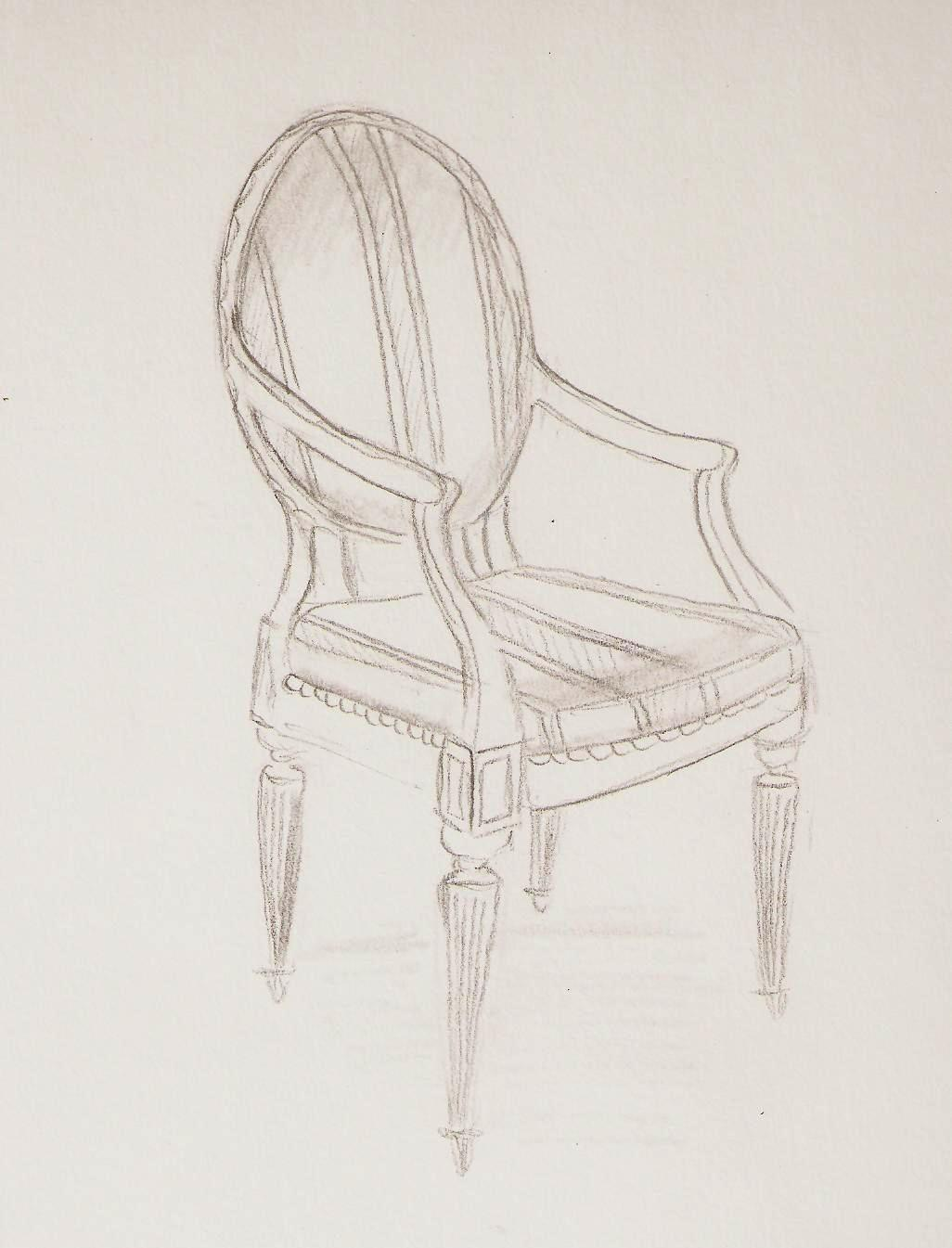 Neo Classical Chair